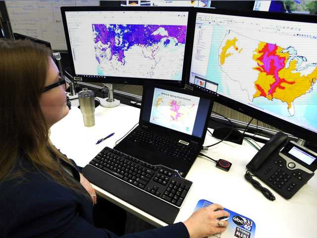 Forecasters Turn to Array of Technology to Fight Floodwaters