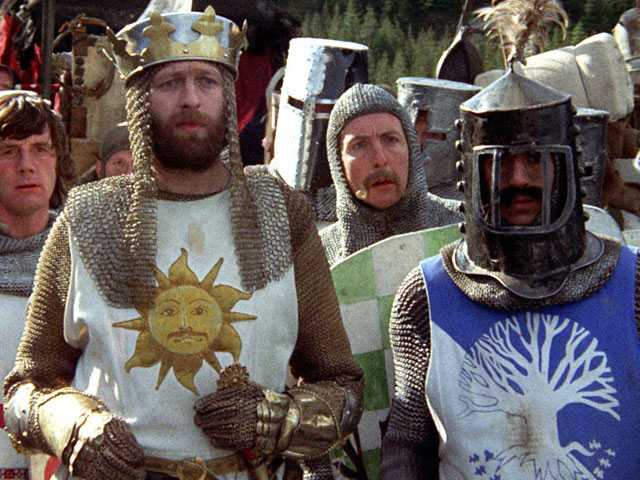 Monty Python Celebrate 'Life of Brian,' Honor Ailing Jones