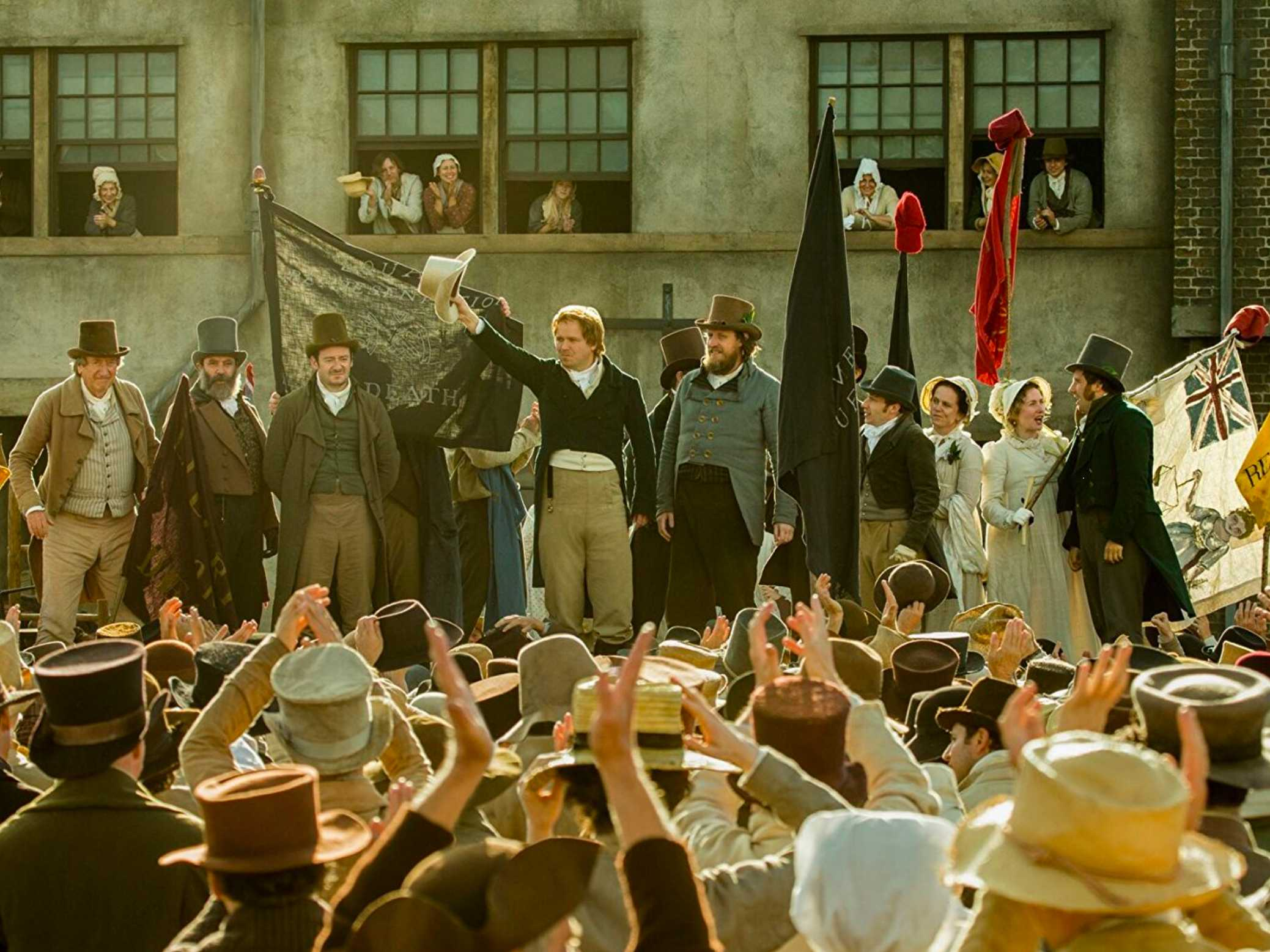 Review :: Peterloo