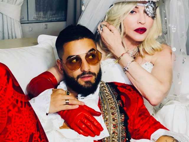 Madonna and Maluma to Perform New Song at Billboard Awards