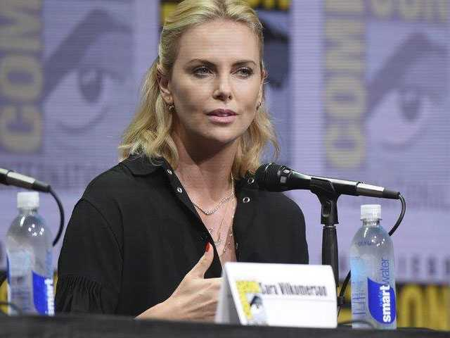 Charlize Theron Says She's Raising Her Child as a Girl
