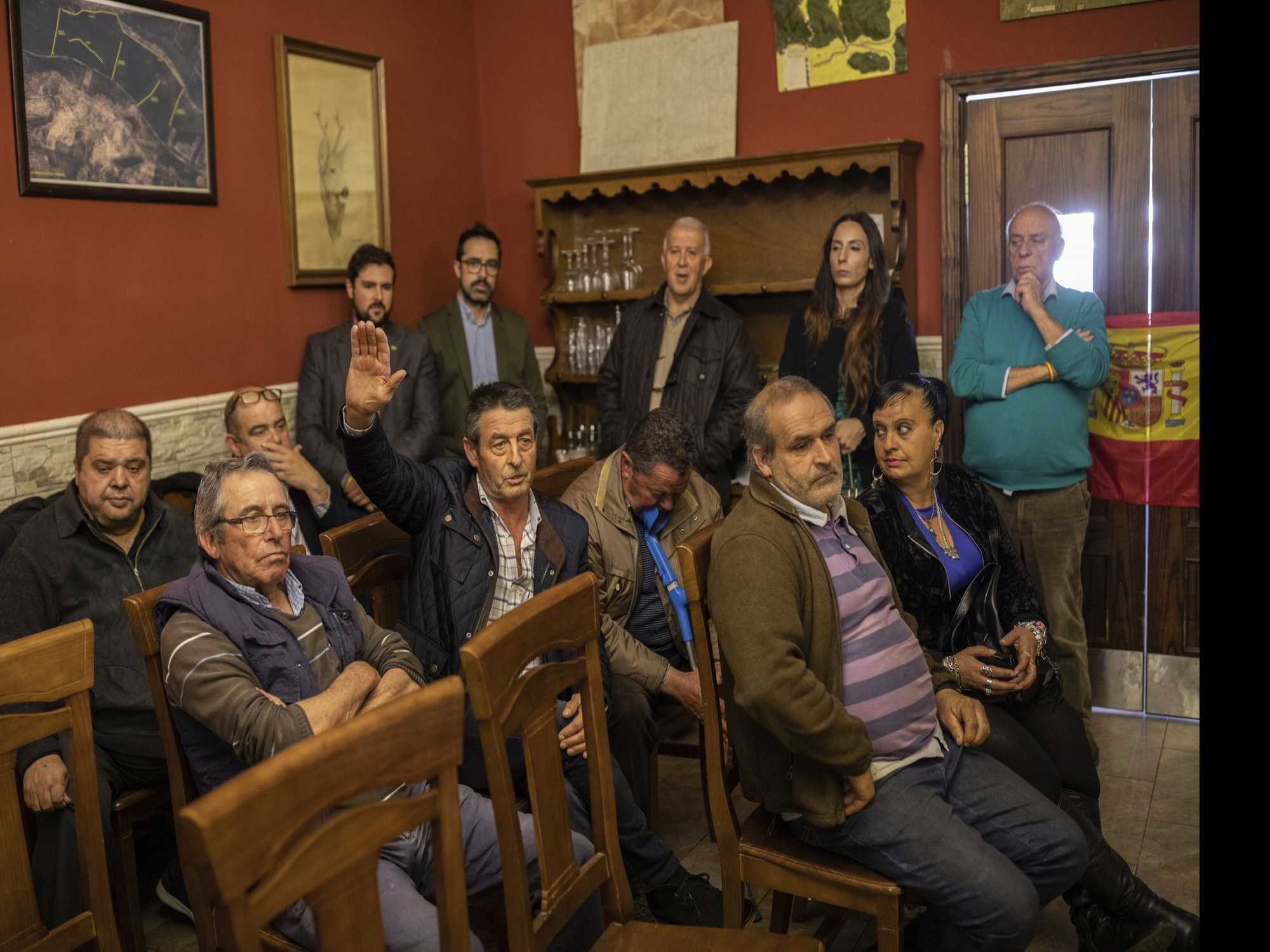 Spain's Rural Regions Become Fierce Battleground for Votes