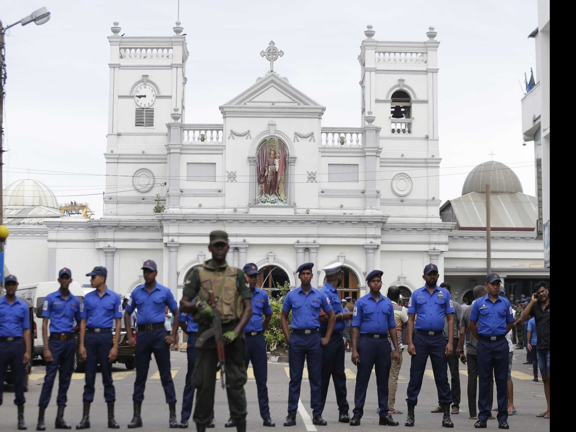 Sri Lanka Blocks Social Media After Easter Sunday Bombings