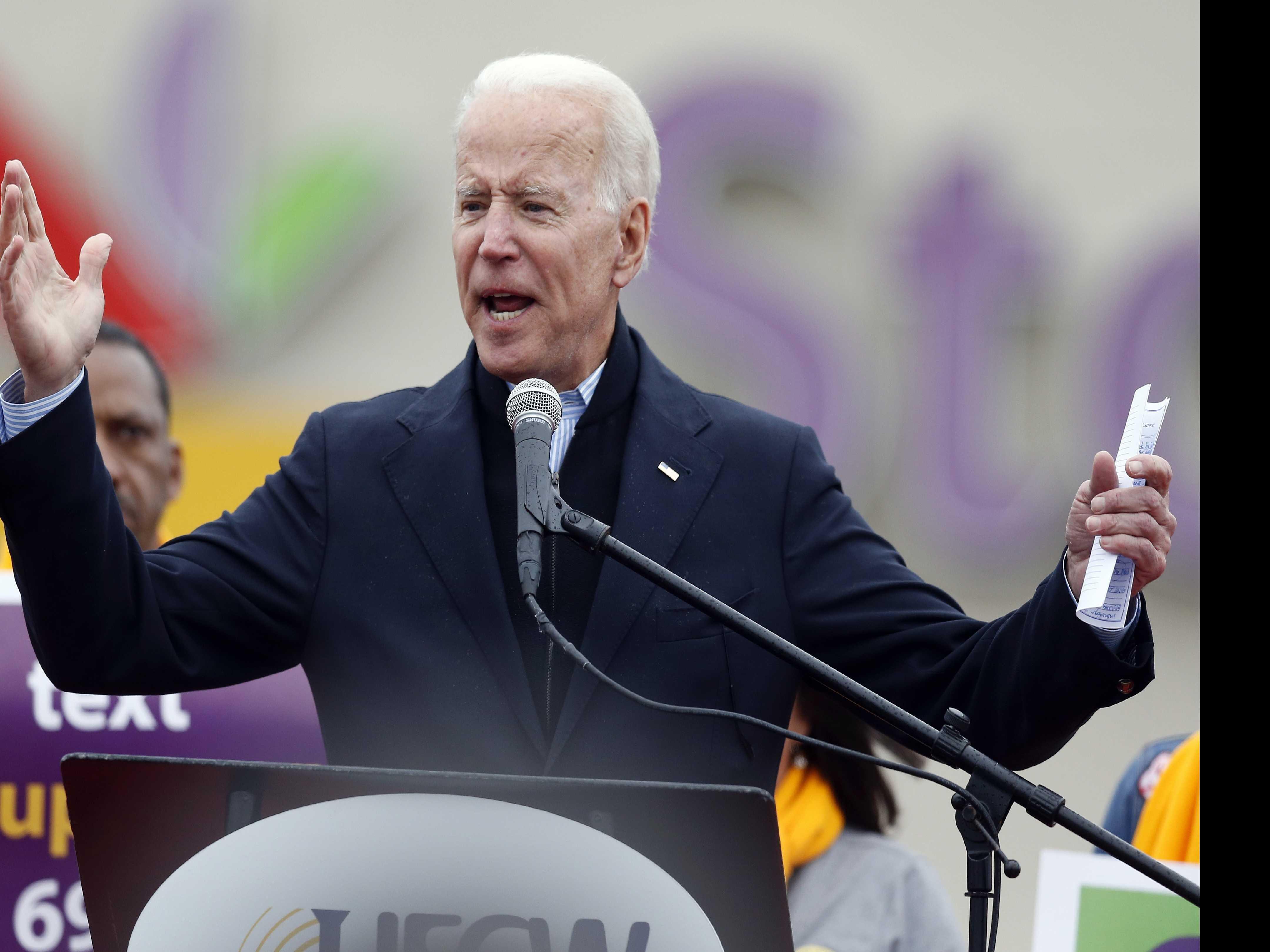 Flores Calls Biden's Jokes About Touching 'Disrespectful'