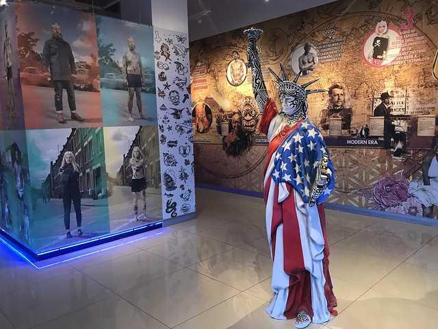 Tattoo'd America Opens at Las Vegas's LINQ Promenade