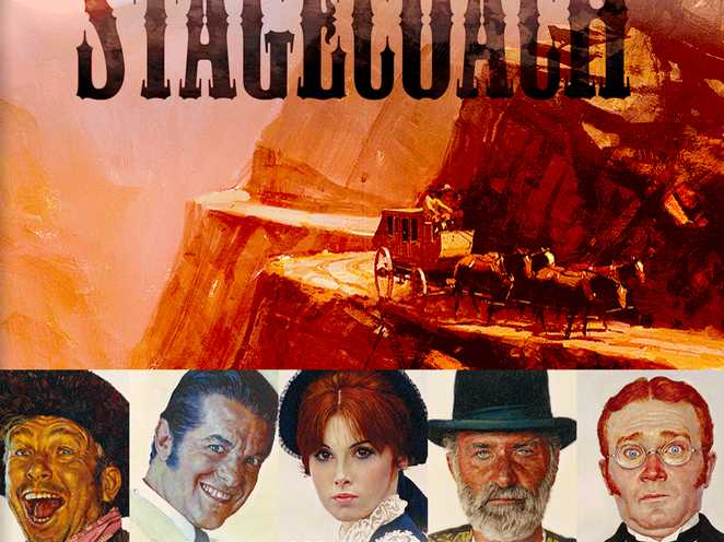 Review :: Stagecoach