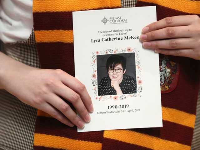 UK and Irish Leaders Attend Funeral of Gay Journalist Lyra McKee