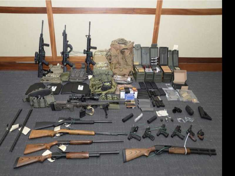 Feds: Coast Guard Officer Targeted Supreme Court Justices