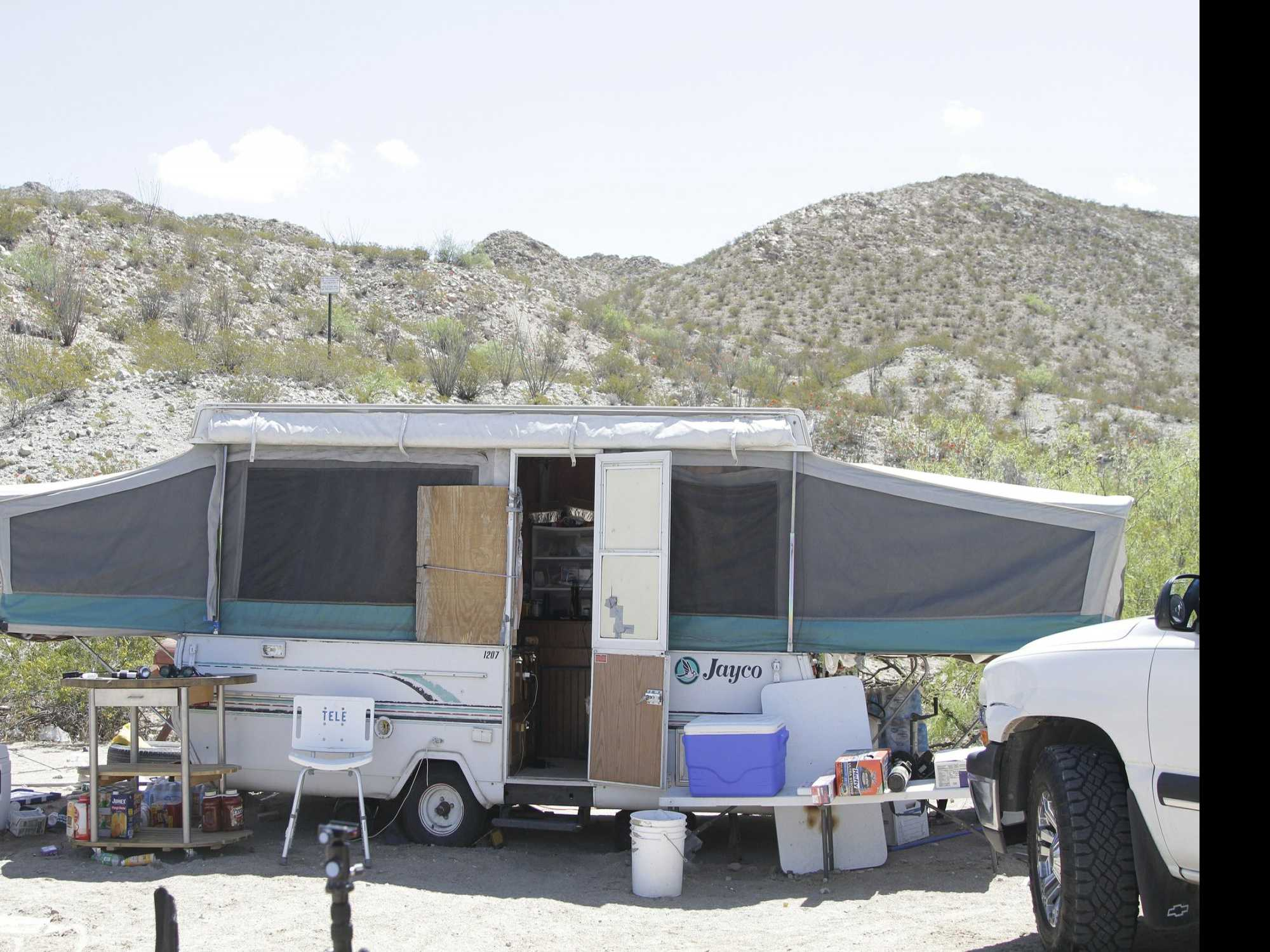 Armed Border Group Shuts Down Camp in New Mexico