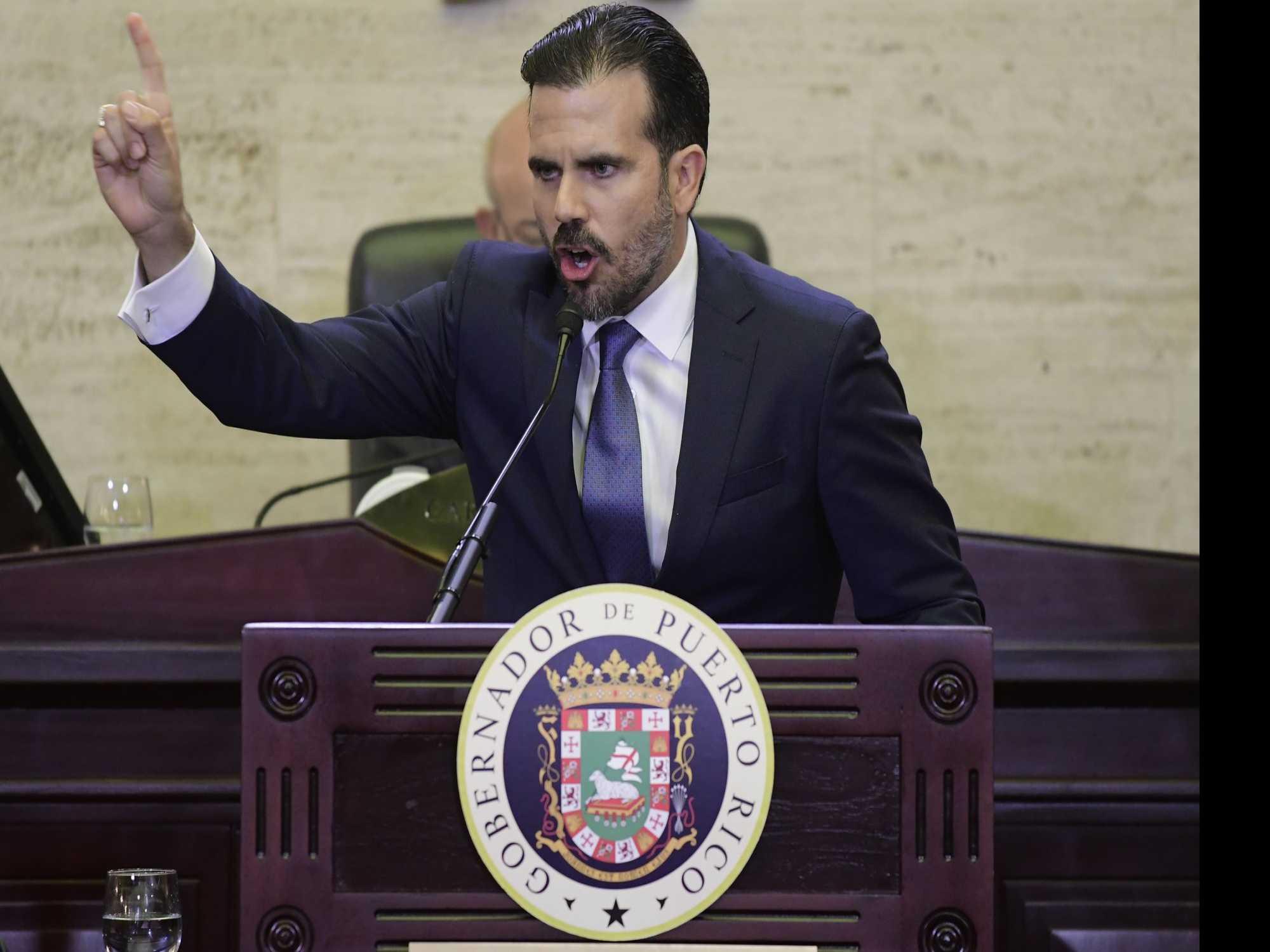 Puerto Rico Gov Slams Trump, Seeks Swifter Storm Recovery