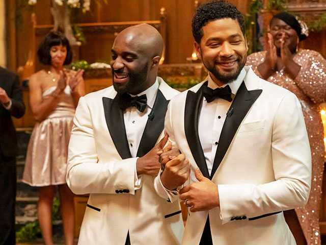 After Smollett's 'Empire' Character Gets Married to BF, Cast Writes Open Letter to Bring Actor Back to Show