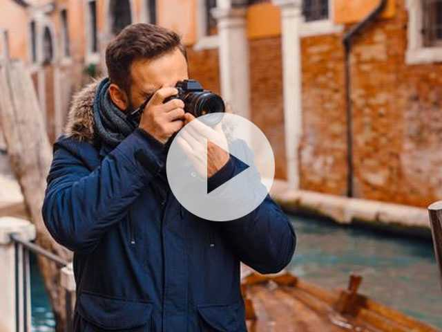 Watch: Gay Travel Through Italy with Bradley Birkholz