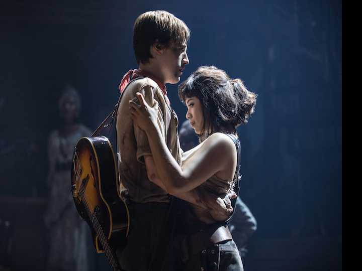 Review :: Go to Hell: An Electrifying 'Hadestown' Descends on Broadway