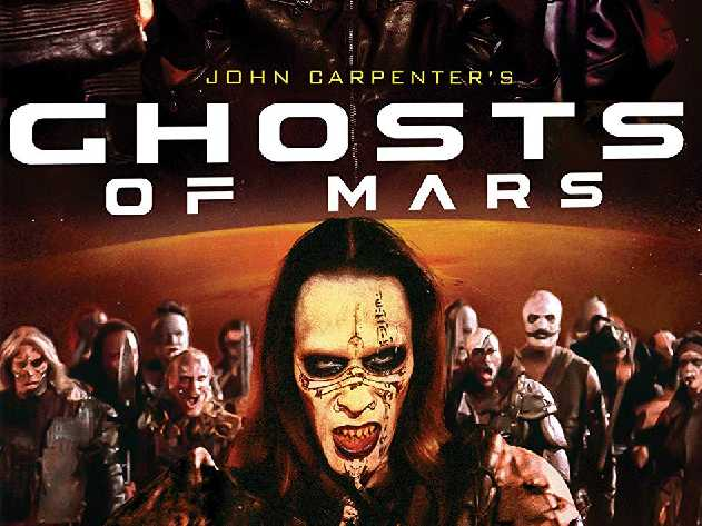 Review :: Ghosts Of Mars