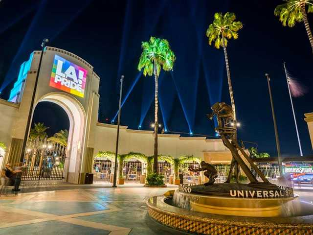 LA Pride to Kick Off at Universal Studios