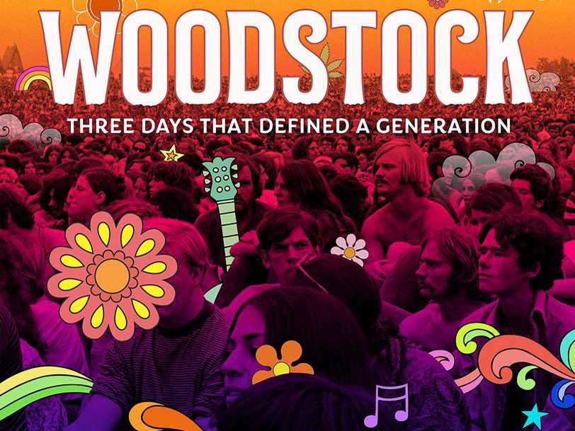 Review :: Woodstock: Three Days That Defined a Generation