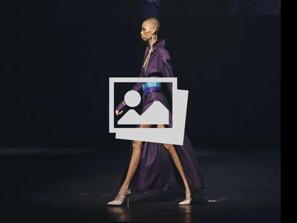 Savile Savile Row's Ozwald Boateng Debuts Womenswear in Harlem