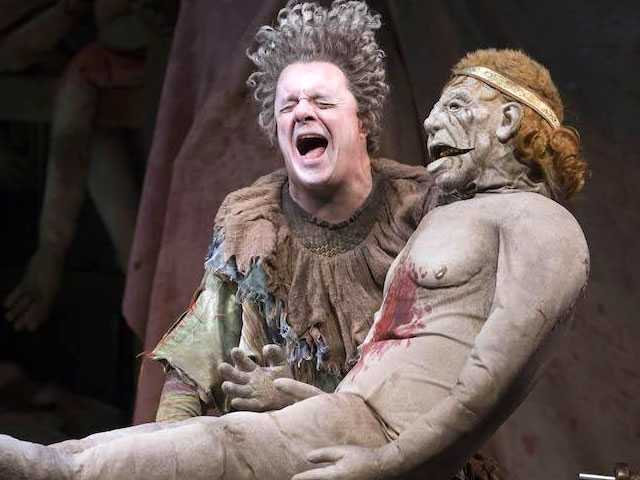 Review :: Broadway's Bawdy Bloodbath: 'Gary - A Sequel to Titus Andronicus'