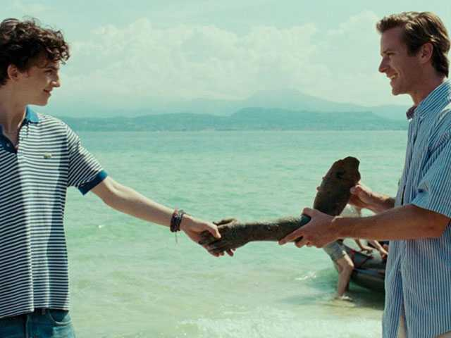 'Call Me By Your Name' Author Reveals Cover for Book's Sequel