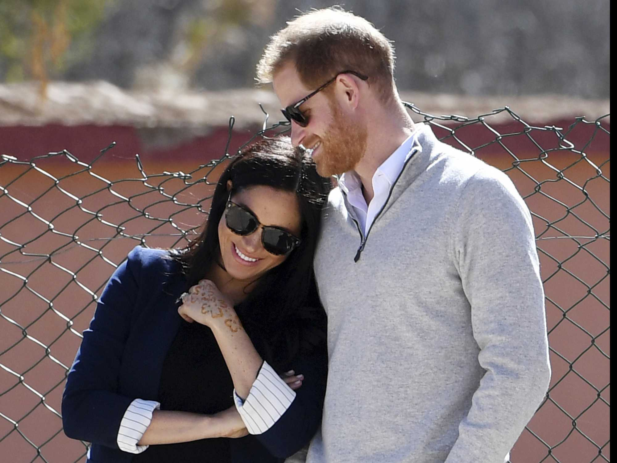 Ecstatic Prince Harry Says Meghan has 'Healthy' Baby Boy