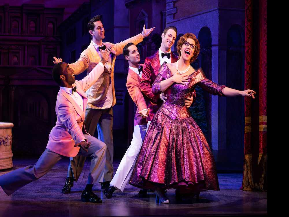 Review :: Review: Santino Fontana Swings Both Ways in Broadway's 'Tootsie'