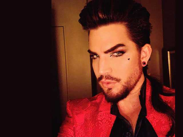 Adam Lambert Announces New Single 'New Eyes' from New Album