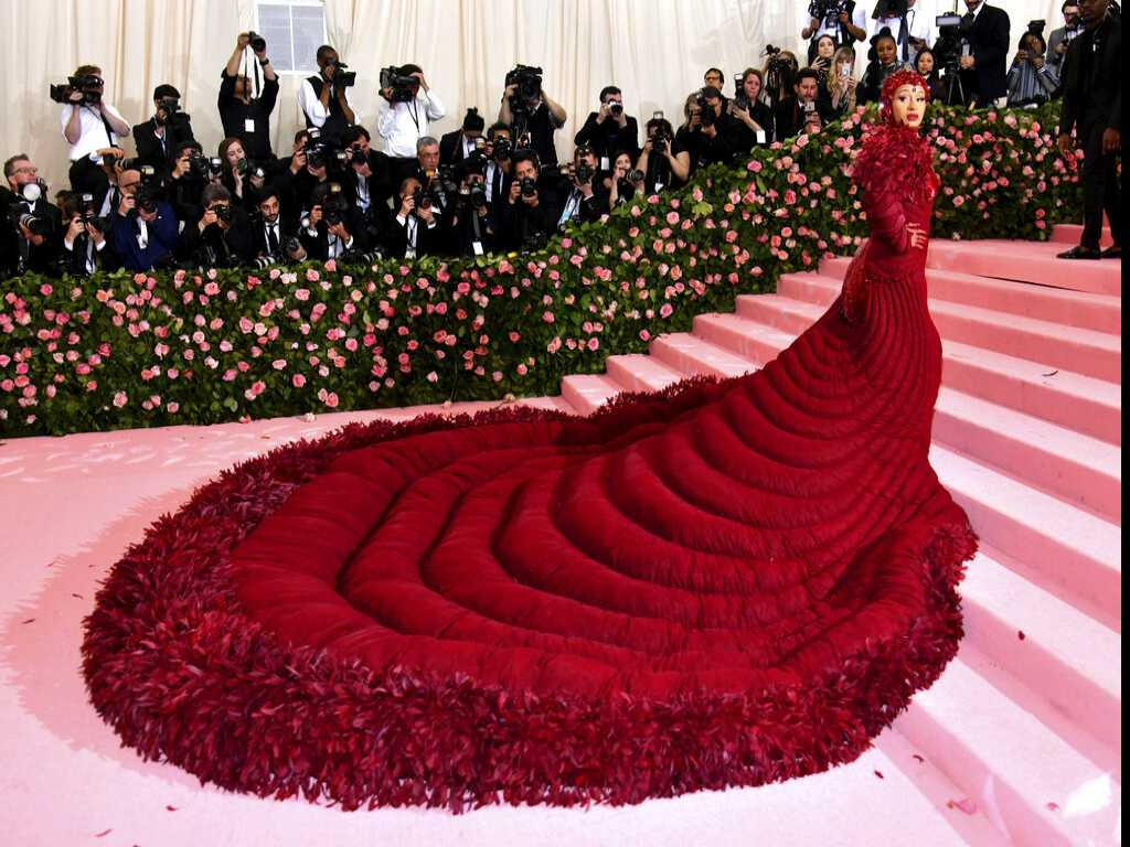 Which Celebs Out-Camped Each Other at Wild Met Gala?