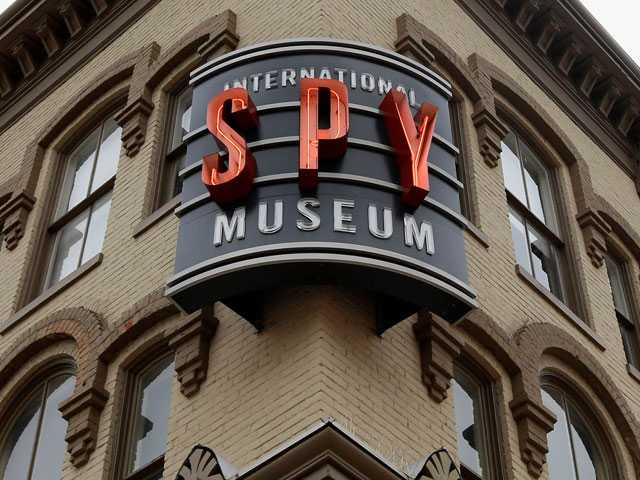 Real Spies, Not James Bond, Take Spotlight at New Spy Museum