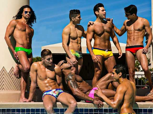How Temptation Sundays Became Las Vegas's Biggest LGBTQ Pool Party