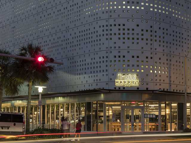 Time Out Market Opens in Miami Beach