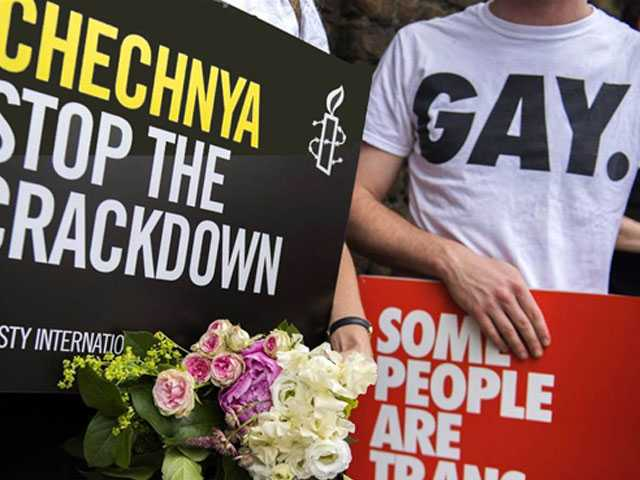 Human Rights Watch Reports New Wave of Chechnya Gay Abuse