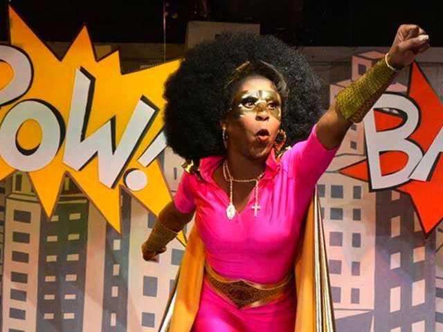 Review :: The Ebonic Woman