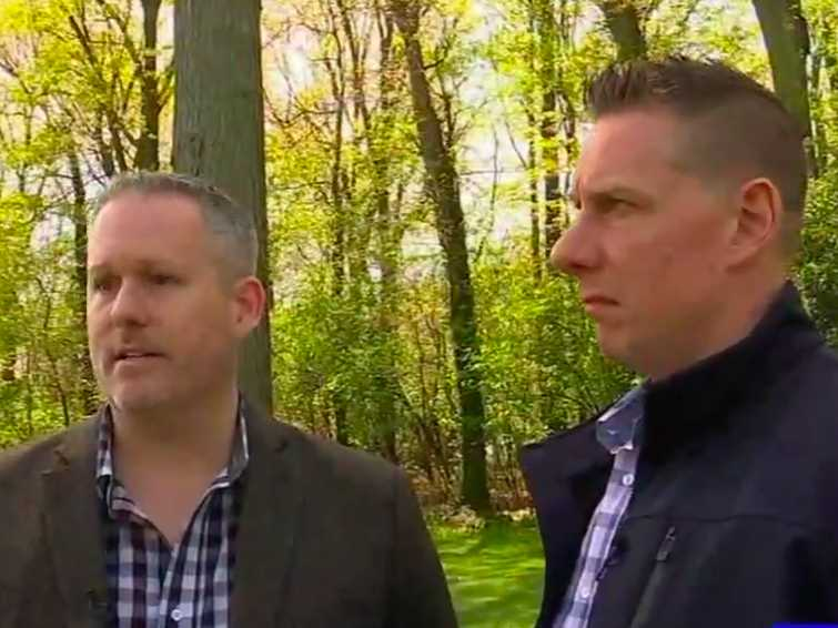 Watch: Gay Couple Speak Up About Anti-Gay Slur at Restaurant, Seek 'Conversation, Positive Change'
