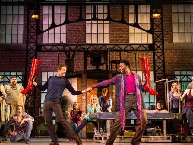 Review :: Kinky Boots