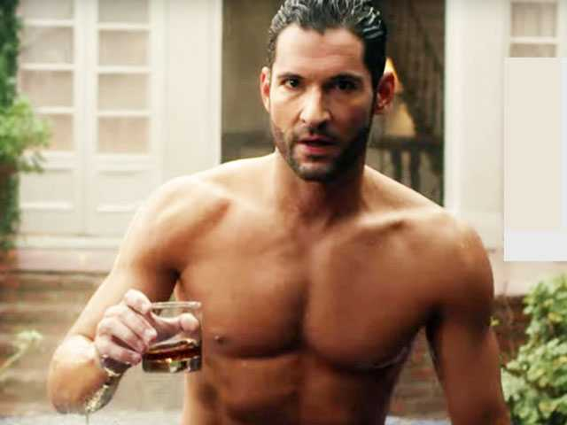 In New Interview, 'Lucifer' Star Tom Ellis Talks About Getting a Ripped Bod for Season 4