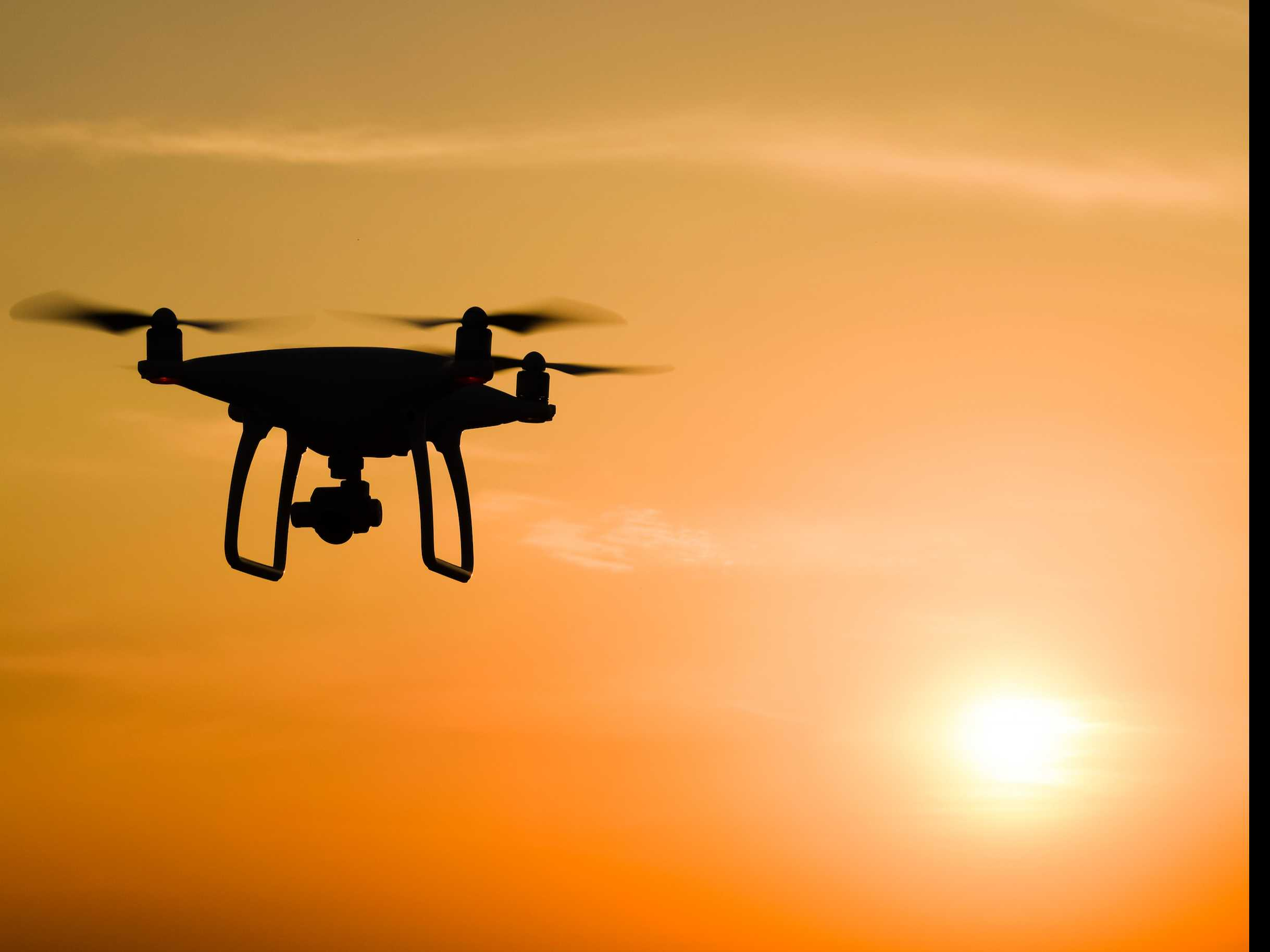 Anti-Drone Tech At Miami Festival Maybe Violated Federal Law