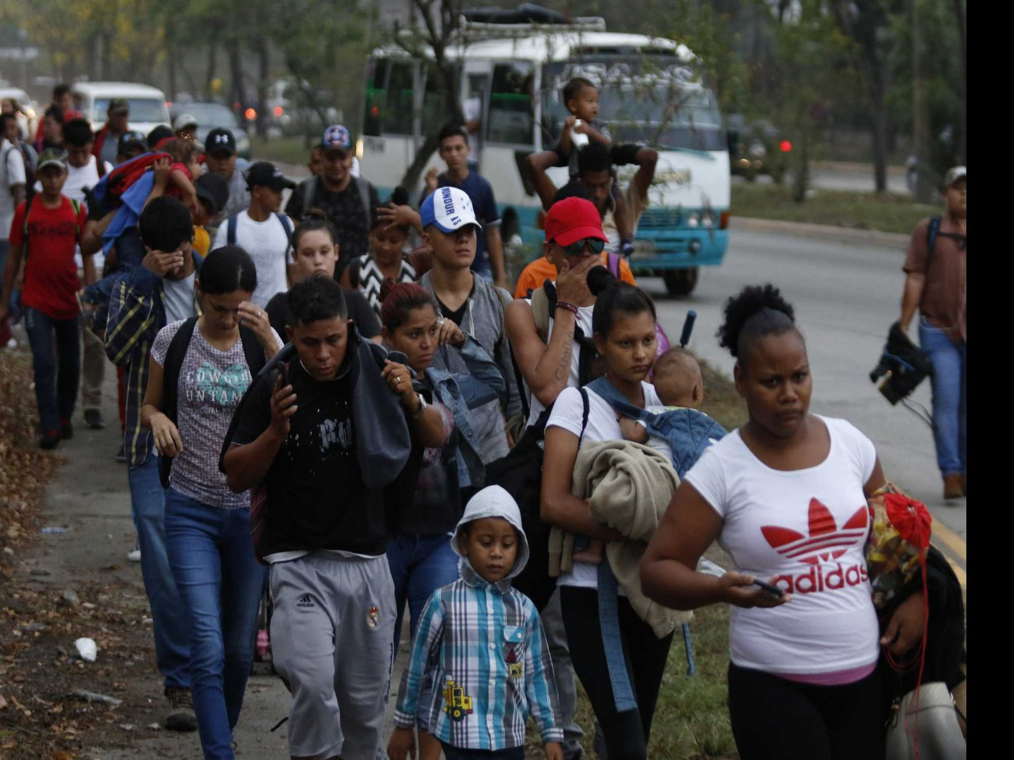 Violence, Poverty Reign in Honduran City Where Caravans Form