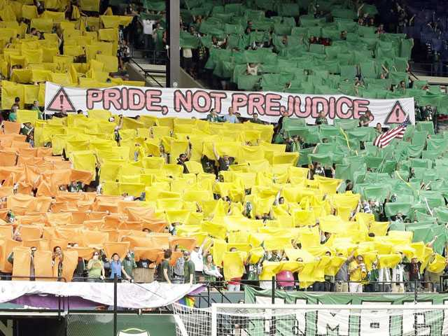 French Soccer Looking to Stop Homophobia in Stadiums