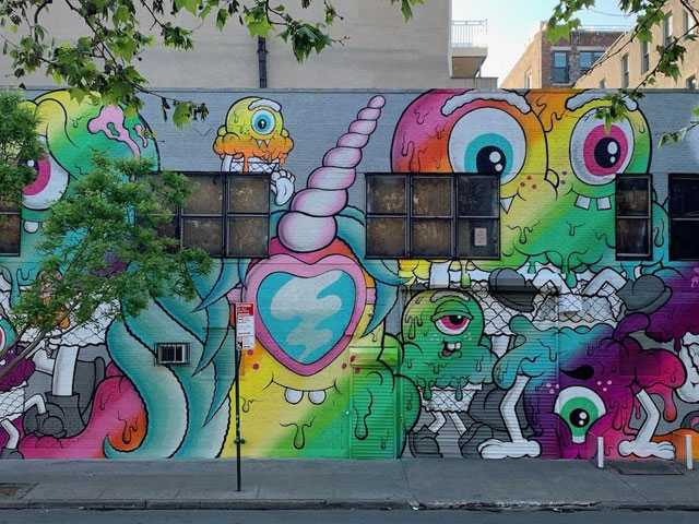 NYC Pride Announce WorldPride Mural Project Across All 5 Boroughs