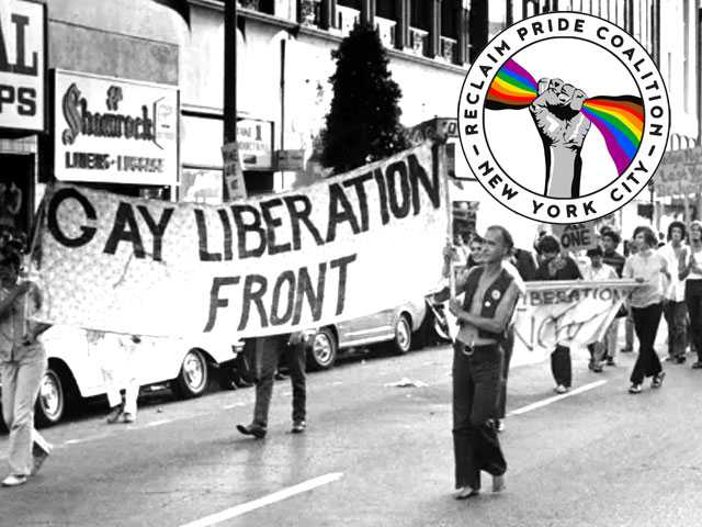NYC Activists Plan Alternative Pride March for Same Day