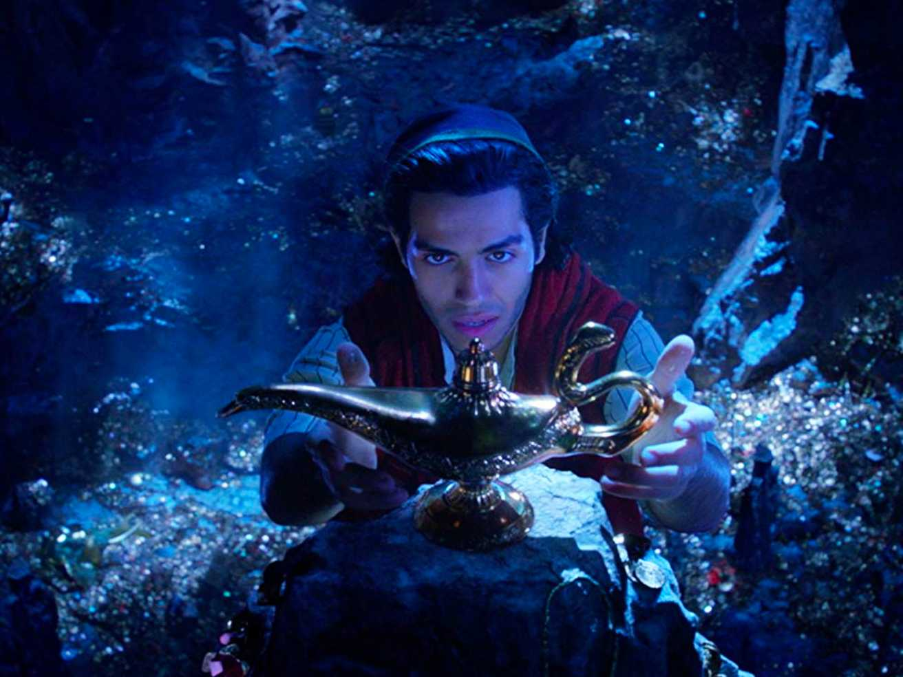 Review :: Aladdin