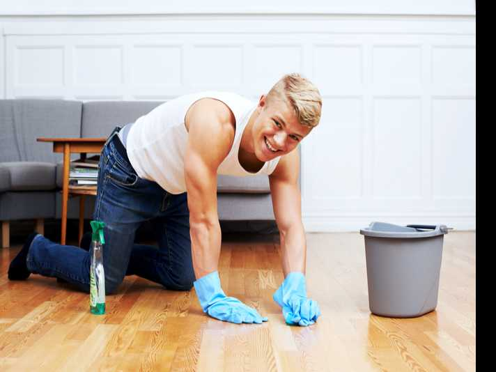 Research Reveals Why Cleaning May Be Good For Your Love Life