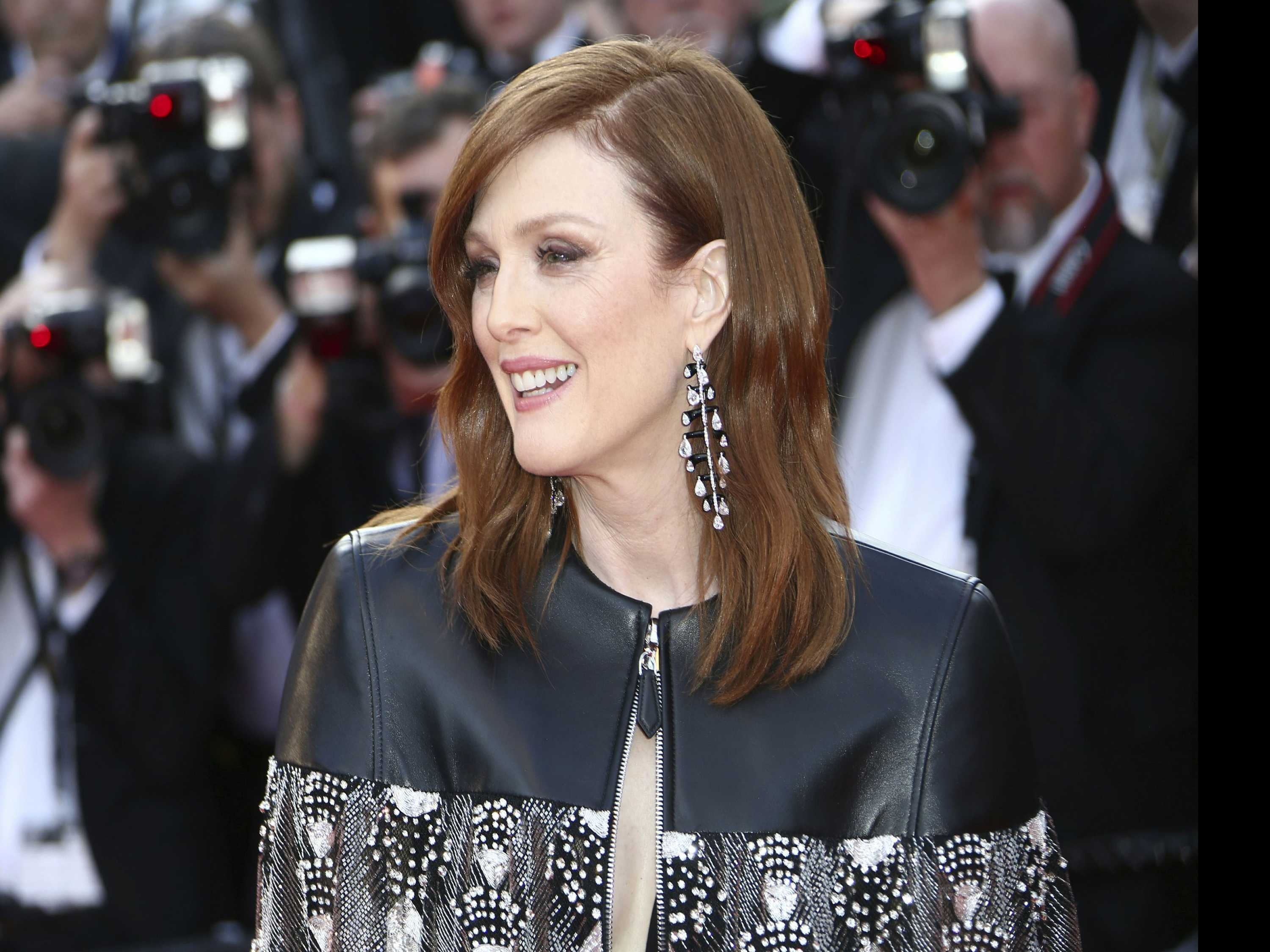 Julianne Moore on Gender Parity: 'I Believe in Quotas'