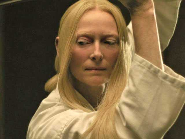 Tilda Swinton Relishes Her Samurai Turn in 'Dead Don't Die'