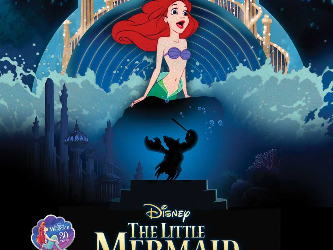 Get Immersive with 'The Little Mermaid' at the Hollywood Bowl (and Don't Get Wet)