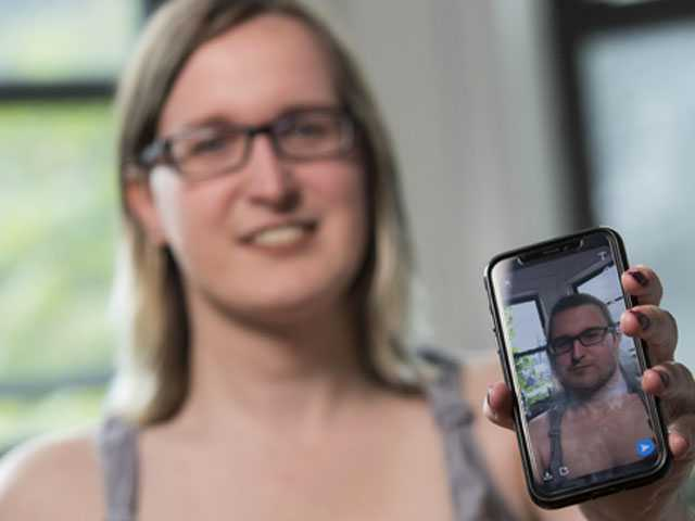 For Trans People, Gender-Swap Photo Filters Are No Mere Game