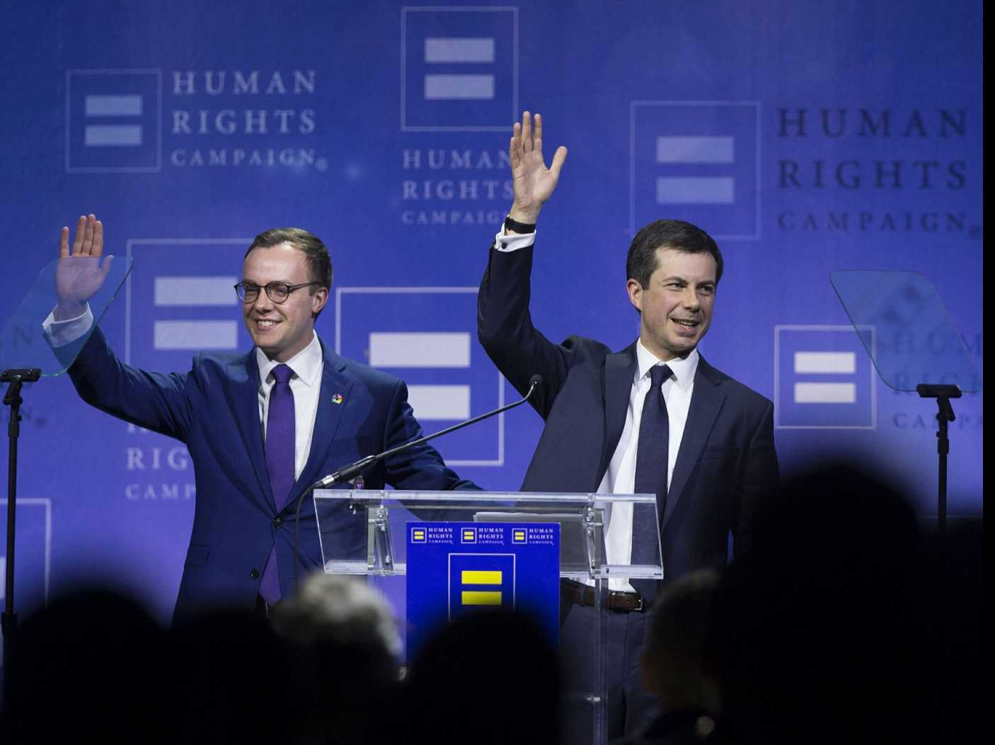 Trump: 2020 Rival Buttigieg's Same-Sex Marriage is 'Great'