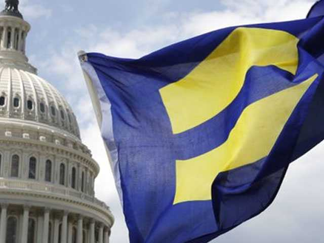 House Approves Sweeping Bill To Expand Gay Rights