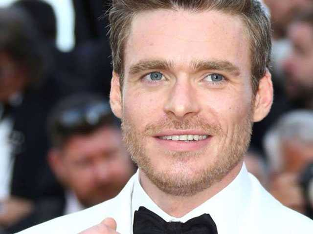 Richard Madden Shrugs Off Bond Rumors at Cannes