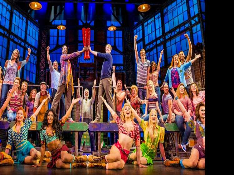 'Kinky Boots' to Star in Movie Theaters, Coming Full Circle